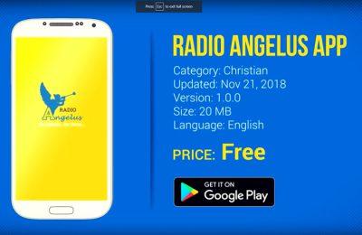 Radio Angelus App