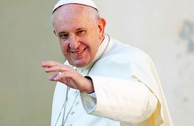 Pope-Shares-His-Apostolic-trip-with-pilgrims
