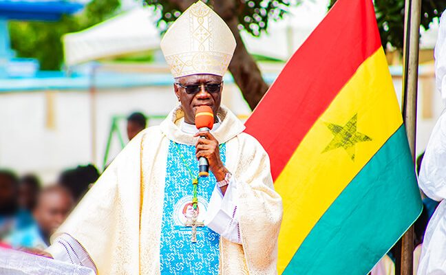 Parents-must-rise-up-to-their-responsibilities-in-educating-their-children---Archbishop-Kwofie