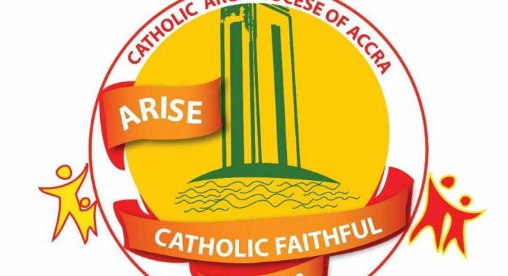 Accra Archdiocese logo