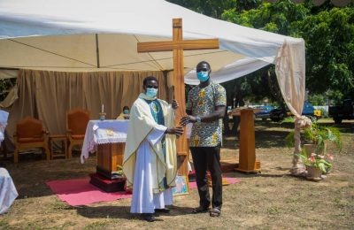 Newly appointed Youth and Vocations Director