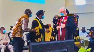 Rev. Fr. Andrew Campbell, S.V.D. receives honorary PhD-3