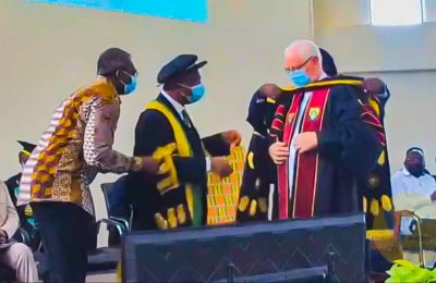 Rev. Fr. Andrew Campbell, S.V.D. receives honorary PhD-3